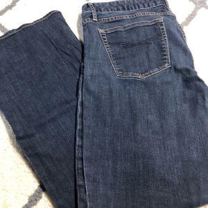 Gap Curvy Bootcut Jeans